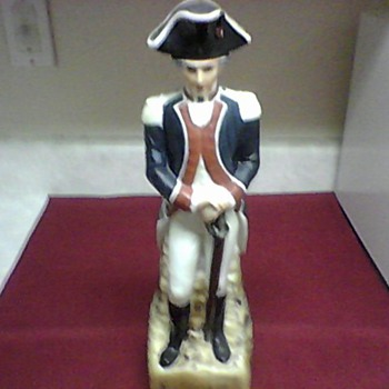 SOLDIER DECANTER