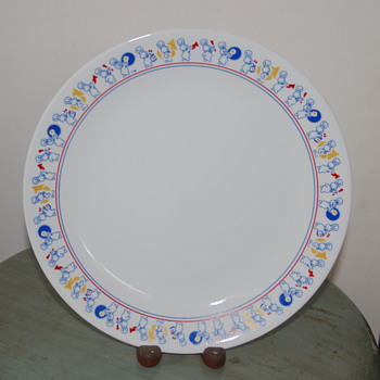 Pillsbury Doughboy Plate