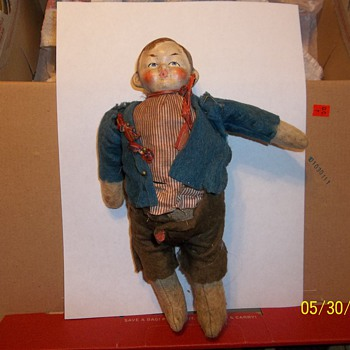 estate auction doll