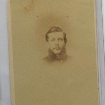 Lt. Arch. Clark, 11th Maine Vols.