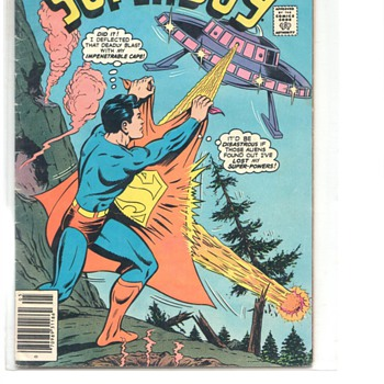 SUPERBOY COMIC