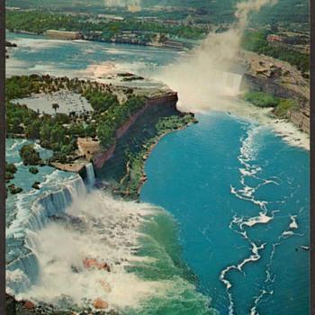 1976 - Niagara Falls, Canada Postcards - Postcards