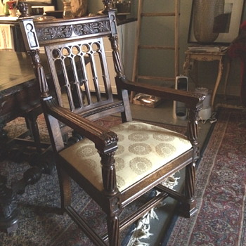 Renaissance Chair? - Furniture