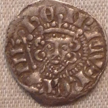 A Nice Long Cross Penny of Henry III