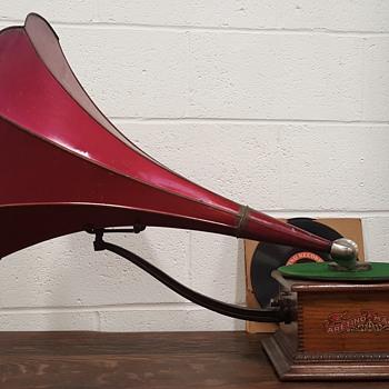 1907/08 Aretino phonograph (1st run)