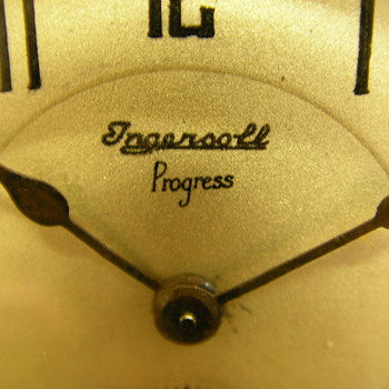 1933 Chicago World's Fair Pocket Watch
