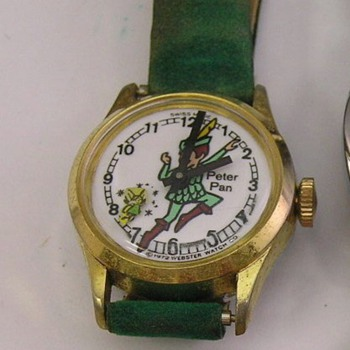 Webster Peter Pan - Wristwatches