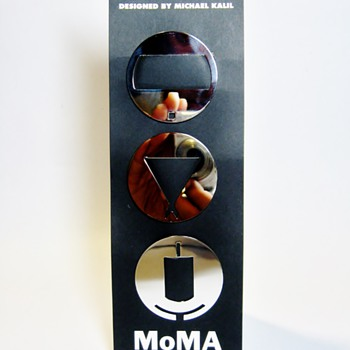 MICHAEL KALIL FOR MoMA - NEW YORK  - Books