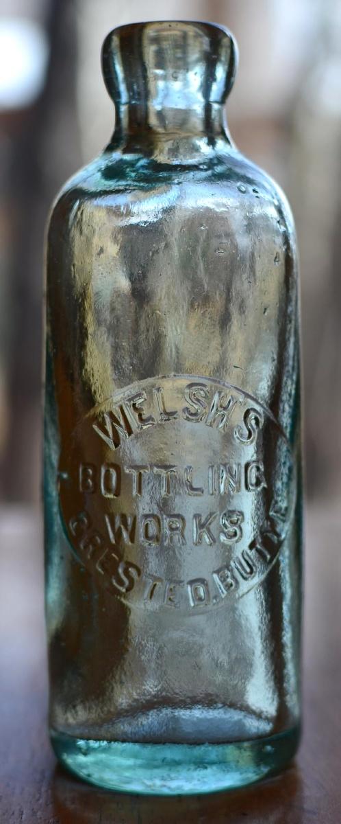 Welsh S Bottling Works Crested Butte Colorado Hutchinson