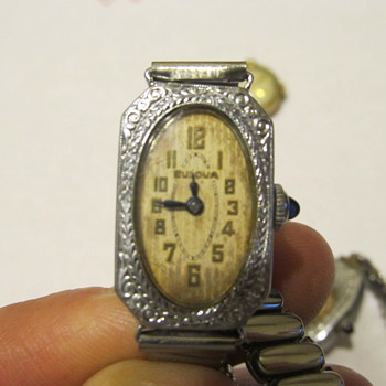 Please help identify Bulova Ladies watches and possible values? - Wristwatches