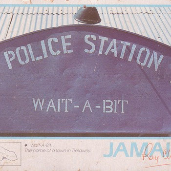 Life in Jamaica - Signs