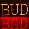 Neon BUD Sign