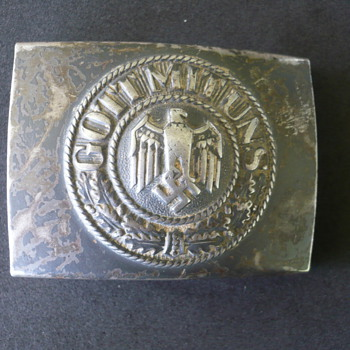 German Army Belt Buckle