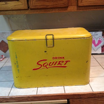 Squirt Progress A2 Cooler