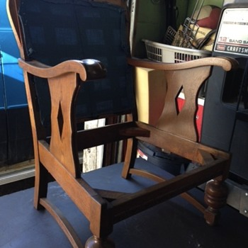 would love to get some more information on these chairs - Furniture