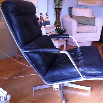 Early Eames chair or not? - Furniture