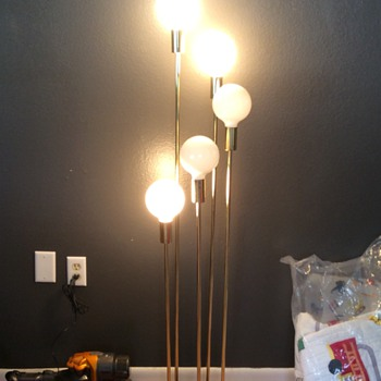 Another yard sale find - Lamps