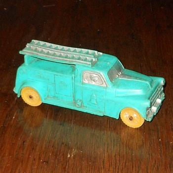 Auburn Rubber Telephone Truck 1950s