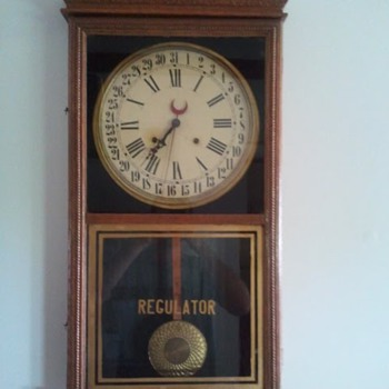 I need help with this clock please!!