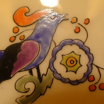 """Limoges France """"T&V""""1917 Hand-Painted Pottery - Pottery"""