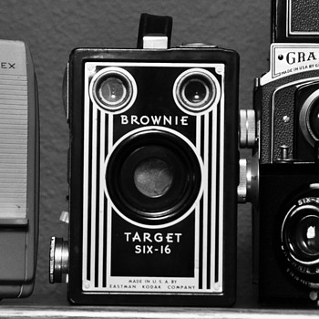 Target Six-20's Big Brother the Six-16 - Cameras