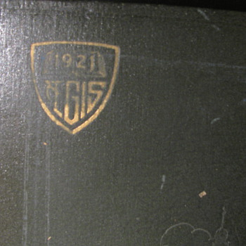 1921 Dartmouth College Yearbook
