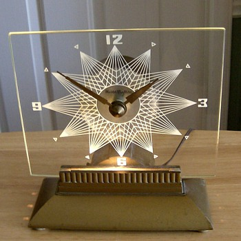 "MasterCrafters ""Starlight"" Clock"