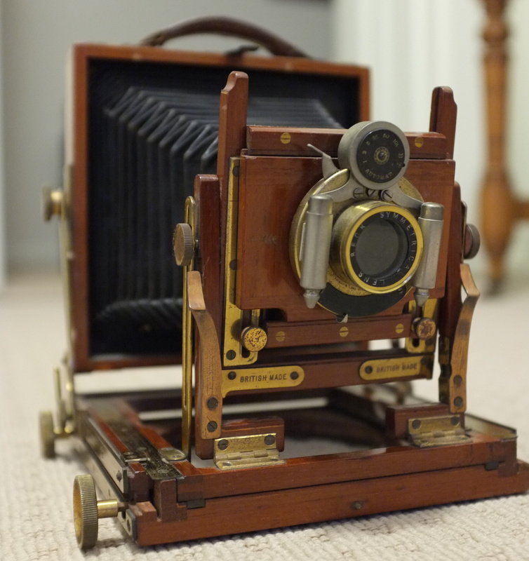 Wooden Camera — Crafthubs
