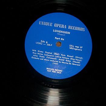 opera records - Records