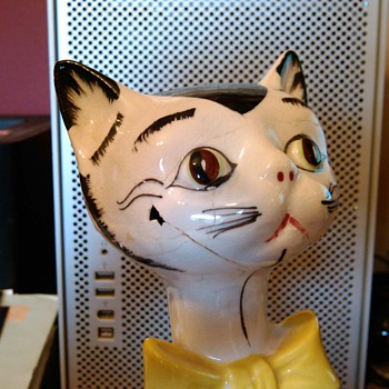 Relco Cat decanter/Bottle