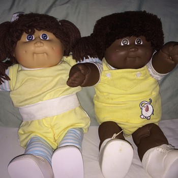 Cabbage Patch Dolls - Dolls