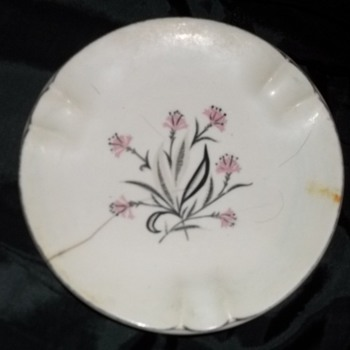 A Planter Plate,... but 'Not' - China and Dinnerware