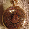 "1884/1885 Waltham ""Stag"" Hunters Case Pocket Watch"
