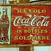 1923 Coca-Cola Sign