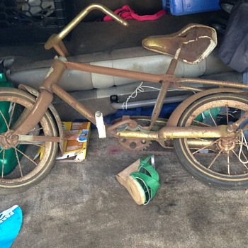 derby kids bike