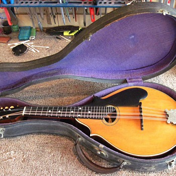 My Lyon &amp; Healy Style A and Style B mandolins - Guitars
