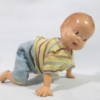 Irwin Crawling Baby