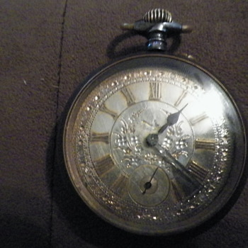 ACIER GARANTI ( ADOLF HITLER) - Pocket Watches