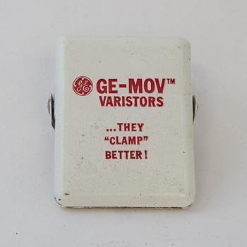 General Electric Bag Clip - Advertising