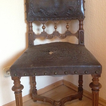 Another Henri II Chair?