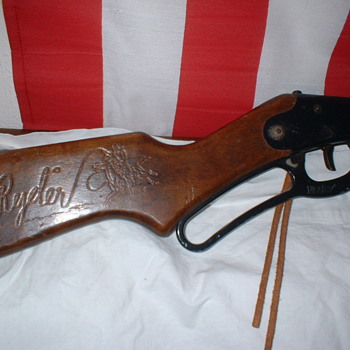 Red Ryder BB Rifle - Sporting Goods