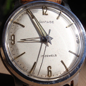 1967 H. Vantage 17J - Wristwatches