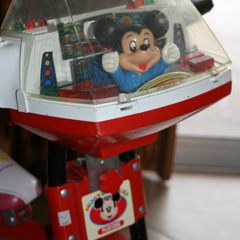 Mickey Mouse Tricycle - Sporting Goods