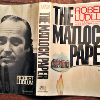 The Matlock Paper - Books