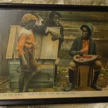Lithograph (?) by F.L.Howe - Posters and Prints