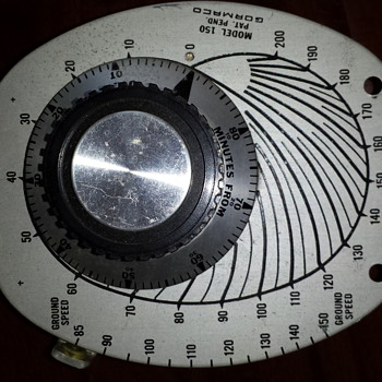 Miles Scale NavTimer