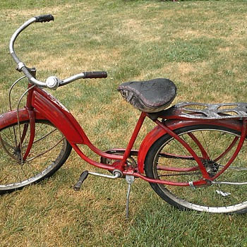 Western Flyer bicycle - Sporting Goods