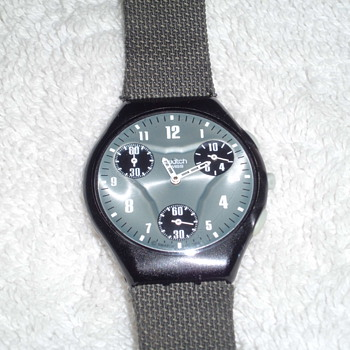 SWATCH  chronograph REALY thin - Wristwatches