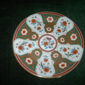 Pretty plate  from Argentina  - China and Dinnerware
