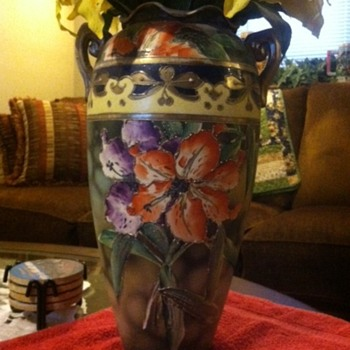 Unique Vase - Pottery